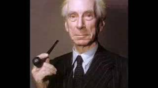 Bertrand Russell - In Praise of Idleness  pt 1 of 4