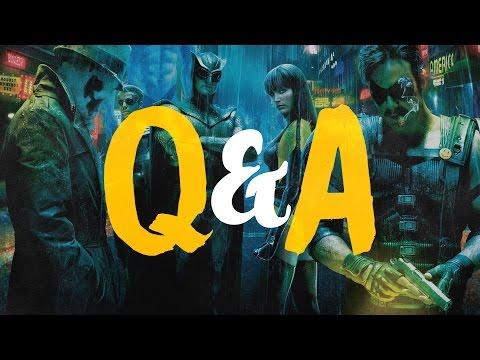 Q&A #1: Dlaczego Watchmen to zły film (uwaga, clickbait)