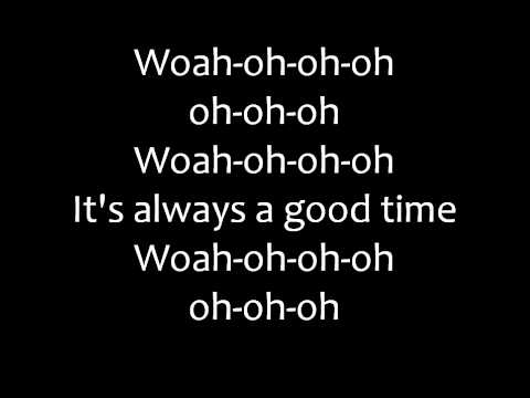 Owl City and Carly Rae Jepsen - Good Time [Lyrics]