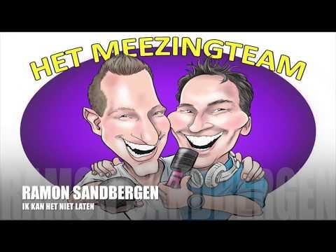 Ik kan het niet laten - Ramon Sandbergen/ Het Meezingteam Karaoke