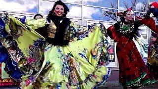 Зажигательный цыганский танец!