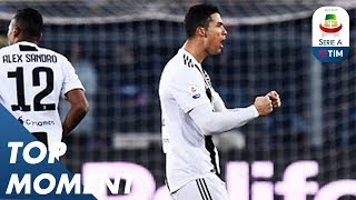 Super-sub Ronaldo Rescues Point For Juventus! | Atalanta 2-2 Juventus | Top Moment | Serie A