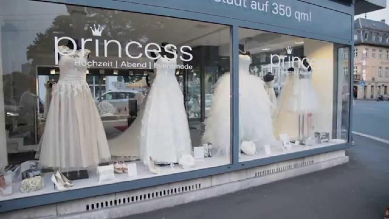 Princess Brautmode Mit Neuem Showroom In Wurzburg Und Tollen