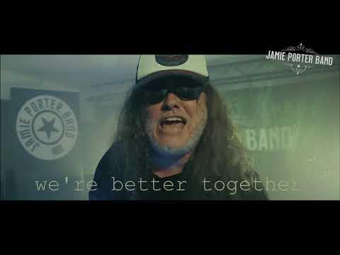 Jamie Porter Band 'Where We Belong' Official Lyric Video