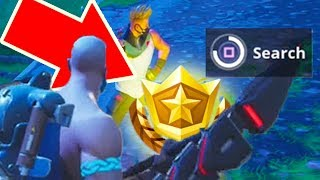 Follow Treasure Map RISKY REELS Season 5  (Week 1) FORTNITE: Battle Royale
