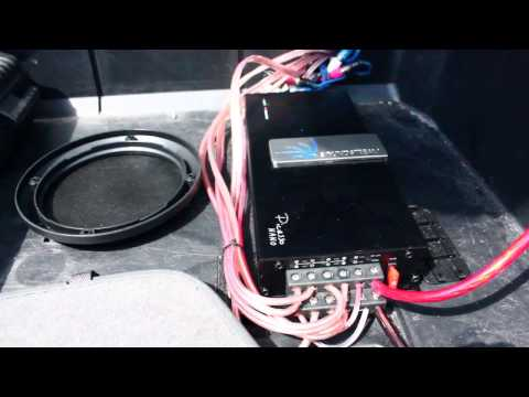 new soundstream pn5 640d amp! youtube Nitrous System Diagrams
