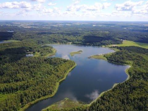 Miškai ir ežerai