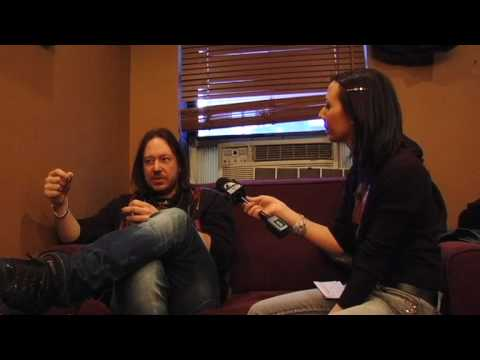 HAMMERFALL interview with frontman Joacim Cans on Metal Injection