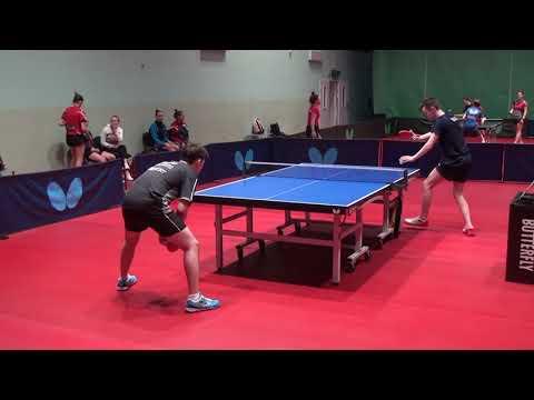 Видео: ANOKHIN - MOSHKOV #MOSCOW #Championships 2020 #RUSSIAN #tabletennis #настольныйтеннис