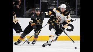 Previewing Bruins vs Lightning, Sharks vs Golden Knights