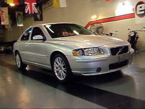 2005 Volvo S60 T5 - eDirect Motors - YouTube