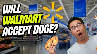 WALMART IS ACCEPTING DOGECOIN? Why Walmart Is Hiring Digital Currency & Cryptocurrency Product Lead?