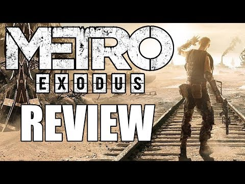 Metro Exodus Review - One of the Most Immersive Post-Apocalyptic Games To Date
