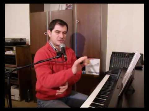 Corso di pianoforte - Lezione 04 - La postura al pianoforte - Le varie misure musicali.