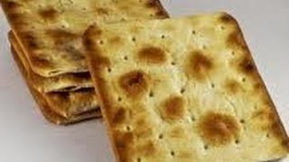 Cream Cracker Challenge