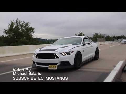American Muscle 2017 Mustang Car Show