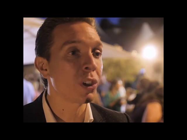 ALILA - Cocktail Partenaire de Lyon 2019 - Hervé LEGROS – Président Directeur Général