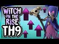 WHAT WILL A WITCH BUFF DO TO TOWN HALL 9 AFTER THE TH12 UPDATE | Clash of Clans