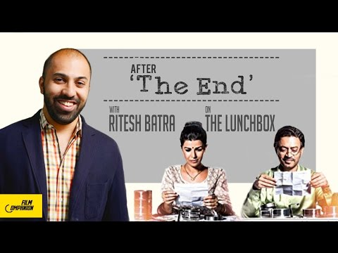 'The Lunchbox' director Ritesh Batra   After 'The End'