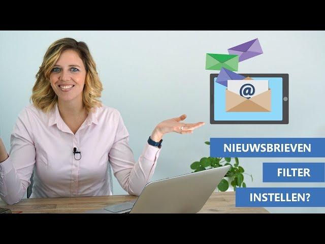 📮 Nieuwsbrieven filteren 📮