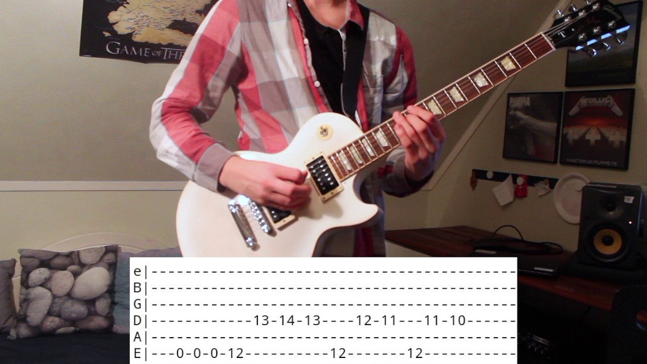 Horrible guitar tabs: The Bad, The Ugly & The Wat
