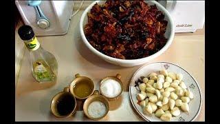 Schezwan Соус  Индокитайский чесночный чили соус.