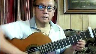 Ca Dao Mẹ (Trịnh Công Sơn) - Guitar Cover by Hoàng Bảo Tuấn