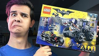LEGO Batman: ДВУЛИКИЙ - Набор На Обзор (70915)