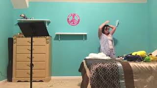 Cleaning and switching rooms! Time lapse!