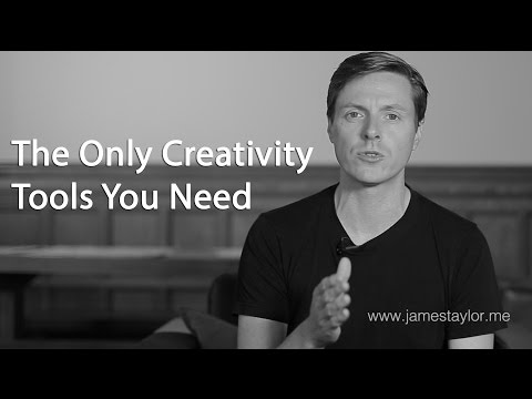 The Only Creativity Tools You Need