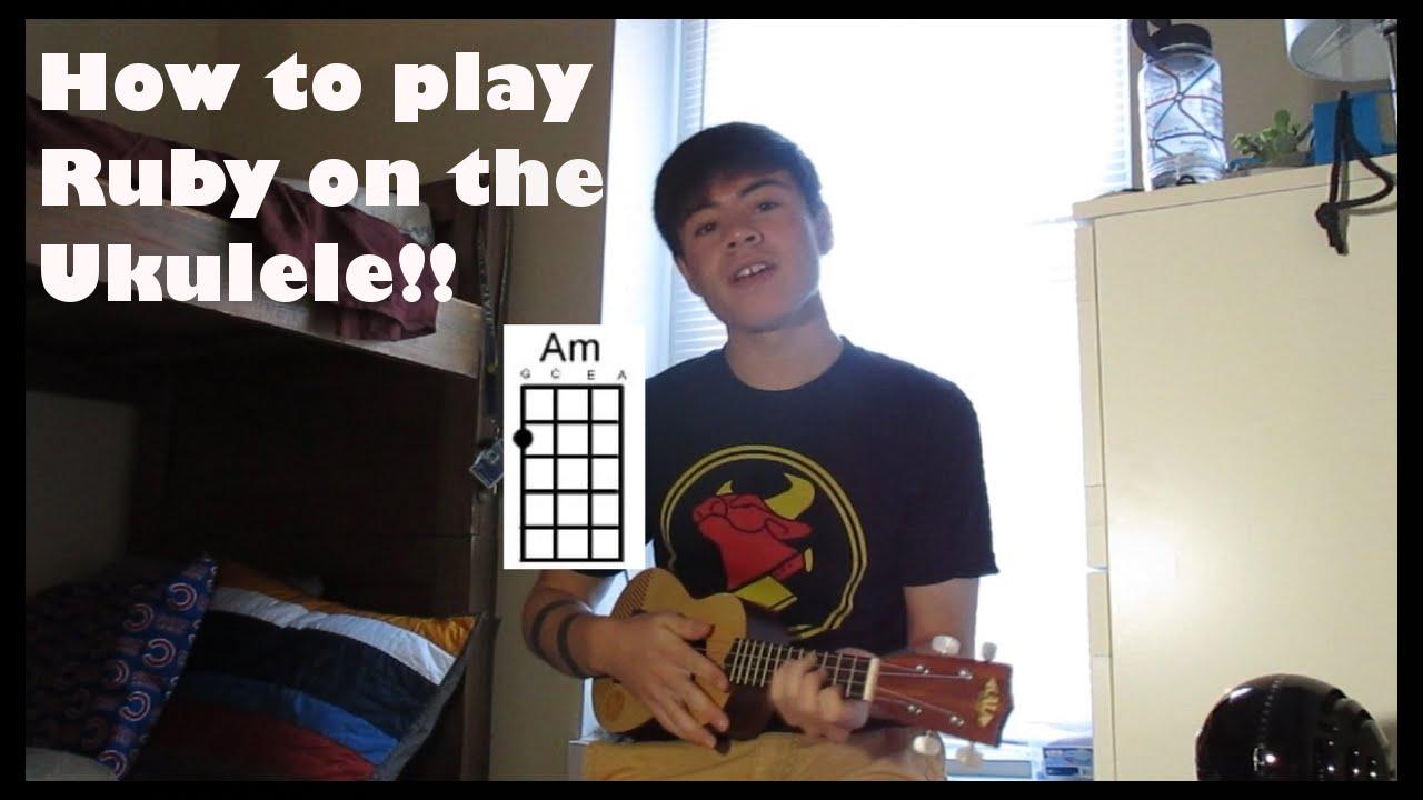 Ruby ukulele tutorial youtube ruby ukulele tutorial hexwebz Image collections