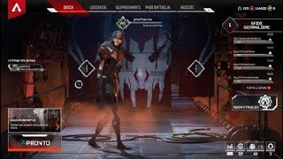Apex Legends - revenant skin, badge, execution