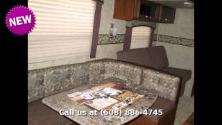 2015 Keystone Passport 2810bh, Travel Trailer Bunkhouse, In Rutland, Ma