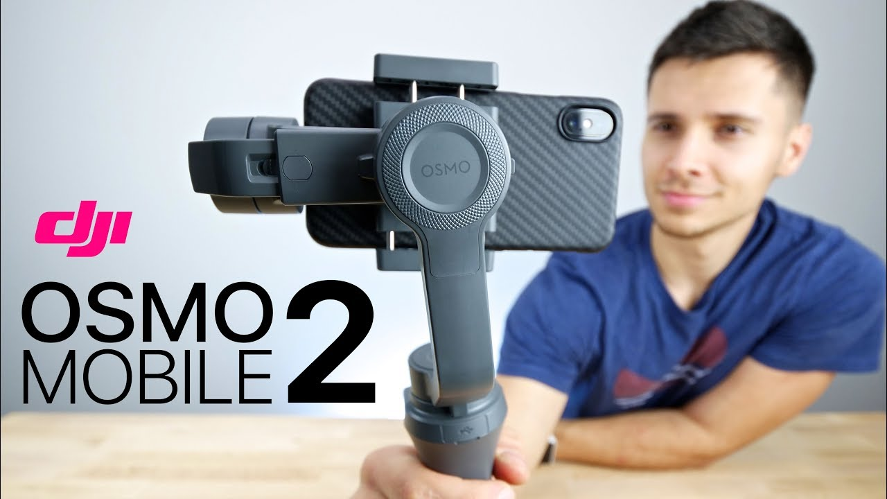 online store 87812 01db5 The Osmo Mobile 2 Can turn your phone into a powerful filmmaking ...
