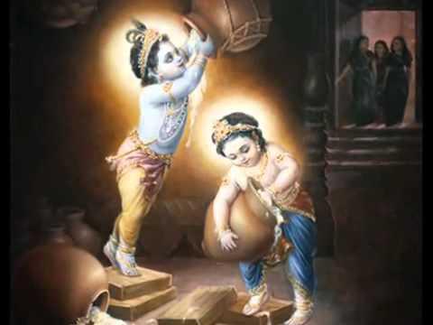Sri Krishna   Thaye Yashoda  Lyrics   Venkata subbaiyersung  by Yesudas