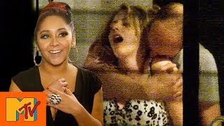 Jersey Shore's Snooki Catches A Cheater | Punk'd
