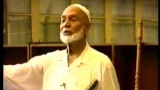 Ahmad Deedat. Oh You Muslims Take Heed Or Verily Allah Will Destroy Yous. Part 2 Thumbnail