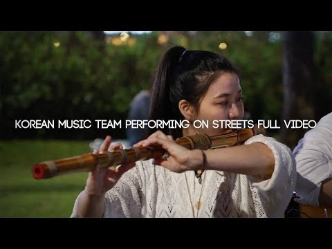 JAYKEEOUT : fusion korean music team performing on the streets [full video]