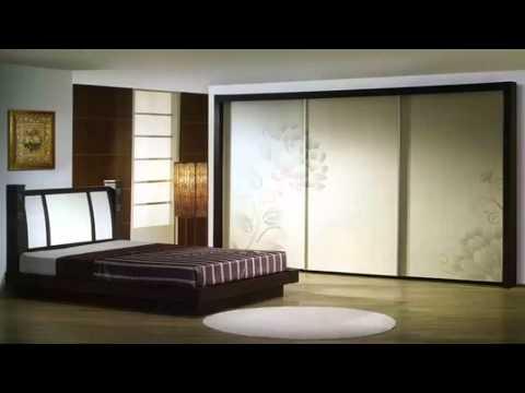 Deuren kasten slaapkamers youtube for Boxspring kasten