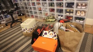 BIGGEST HYPEBEAST SNEAKER TRADE EVER...!!! (16 Pairs!!!!)