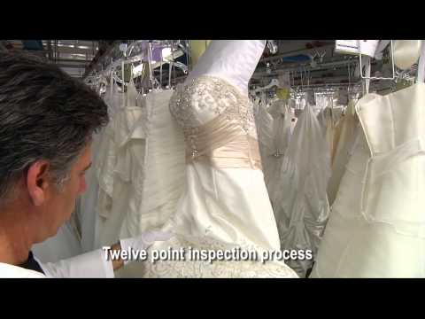 Wedding Dress Preservation - How Your Gown is Preserved