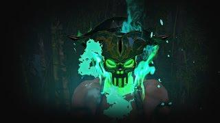 Path of Exile - Ghostflame Helmet