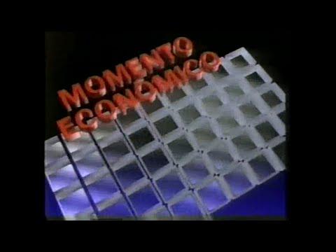Momento Economico e Jornal da Manchete (trecho) - 15/03/1990