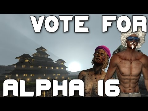 7 Days to Die Alpha 16 early Content Creator vote!