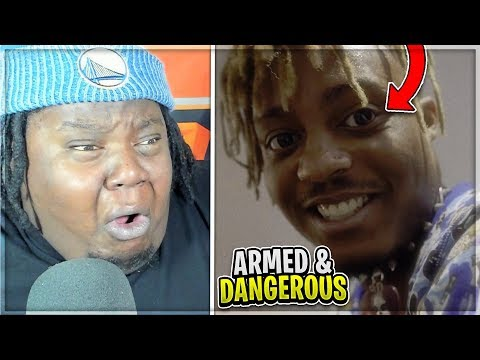 THIS IS A BANGER!!! Juice WRLD - Armed & Dangerous (OFFICIAL MUSIC VIDEO) REACTION!!!