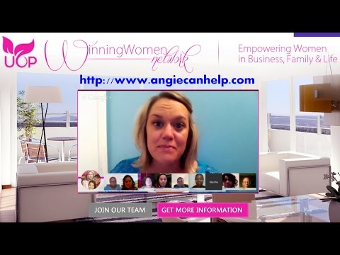 How to Make Money for the Holidays Winning Women Network Hangout 10.12.14