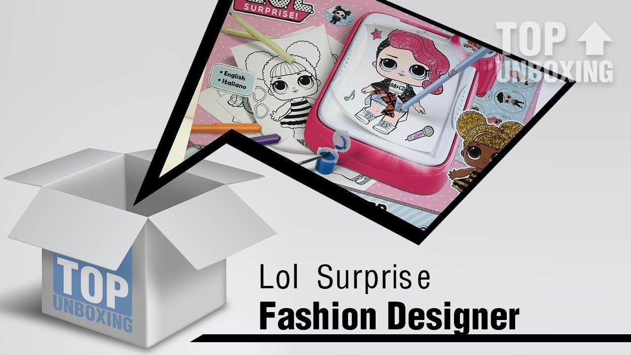 LOL Fashion Designer