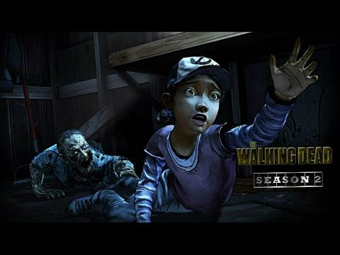 The Walking Dead: Season 2 - Part 3 - Peroxide and needles.