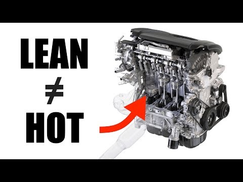 Technically, Running Lean Won't Make Your Engine Overheat