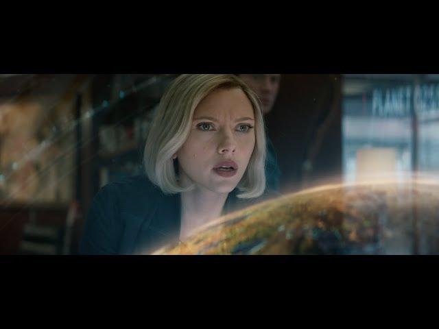 Avengers: Endgame | Clip Subtitulado